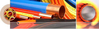 Polyethylene Coated Copper Tubing